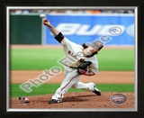 Tim Lincecum Framed Photographic Print