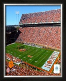 Memorial Stadium Framed Photographic Print