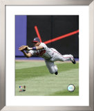 Andruw Jones Framed Photographic Print