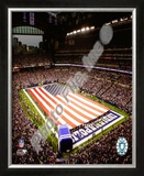 Lucas Oil Stadium 2008 Framed Photographic Print