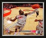 Greg Oden Ohio State Buckeyes Framed Photographic Print