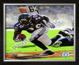 Ed Reed 2009 Framed Photographic Print