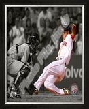 Jacoby Ellsbury 2009 Spotlight Collection Framed Photographic Print