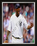 C.C. Sabathia Framed Photographic Print