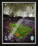 Metrodome - 2008 (Vikings) Framed Photographic Print