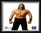 Great Khali Framed Photographic Print