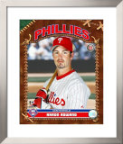 Aaron Rowand Framed Photographic Print