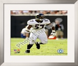Bart Scott Framed Photographic Print