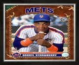 Darryl Strawberry Framed Photographic Print