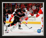 Eric Staal Framed Photographic Print