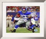 Brandon Jacobs Framed Photographic Print
