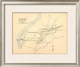 East Hartford, Connecticut, c.1893 Framed Giclee Print