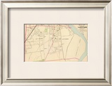 Connecticut: Hartford, South, c.1893 Framed Giclee Print