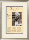American Authors of the 20th Century - Robert Frost Prints