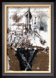 Untitled, XXieme siecle Limited Edition Framed Print by Johnny Friedlaender