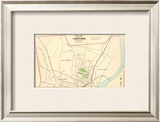 Connecticut: Hartford, North, c.1893 Framed Giclee Print
