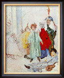 The Strange Mask Posters por James Ensor
