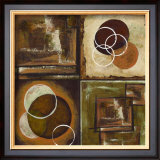 Times in Circles and Squares Prints by Maria Girardi