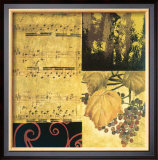 Autumn Waltz II Posters by Elizabeth Jardine