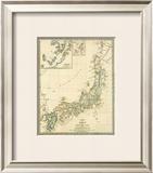 Japan, Nagasaki, c.1835 Framed Giclee Print