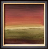 Abstract Horizon I Limited Edition Framed Print by Ethan Harper