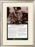 Women of Science - Barbara McClintock Posters