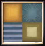 Patterns of Reason II Limited Edition Framed Print by Deac Mong