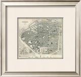 Brussels, Belgium, c.1860 Framed Giclee Print