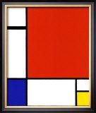 sans titre Posters by Piet Mondrian