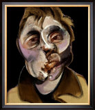 Self Portrait, c.1969 Poster by Francis Bacon