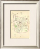 Waterbury, Connecticut, c.1893 Framed Giclee Print