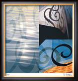 Sea of Uncertainty Limited Edition Framed Print by Scott Sandell