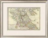 Ancient Greece, Northern, c.1829 Framed Giclee Print