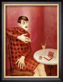 Sylvia Von Harden Prints by Otto Dix