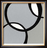 Ellipse I Limited Edition Framed Print by Julie Holland