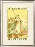 1920 Emprunt National Posters