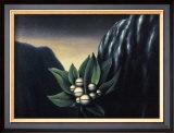 Les Fleurs de l'Abi^me 1, c.1928 Prints by Rene Magritte
