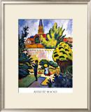 Children in the Garden Prints by Auguste Macke