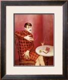 Sylvia Von Harden Art by Otto Dix