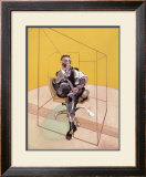 Study for Portrait, c.1971 Art by Francis Bacon