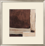 Chocolate and Cream IV Prints by Laura Stefanelli