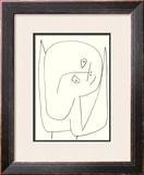 Engel Voller Hoffnung, c.1939 Prints by Paul Klee