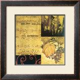 Autumn Waltz II Prints by Elizabeth Jardine