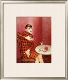 Sylvia Von Harden Prints by Otto Dix