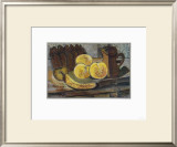 Still Life with Banana Posters by Georges Braque