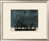 Night Landscape Prints by Lyonel Feininger