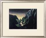 Les Fleurs de l'Abi^me 1, c.1928 Posters by Rene Magritte