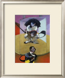 Personnages Assis, c.1978 Prints by Francis Bacon