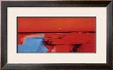 Coastal Horizon II Prints by Peter Wileman