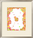 Color Melody: Lovely Toy, Pretty Girl and a Lot of Dreams Framed Giclee Print by Kyo Nakayama